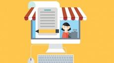 Sito Web E-Commerce + Chat + 40 Prodotti + Dominio