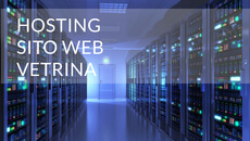 Hosting su Server Dedicati - Siti web vetrina