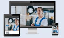 Realizzazione sito web 20 Pagine