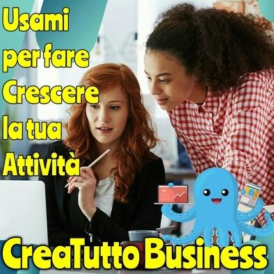CreaTutto - La Tua Presenza Web Economicamente