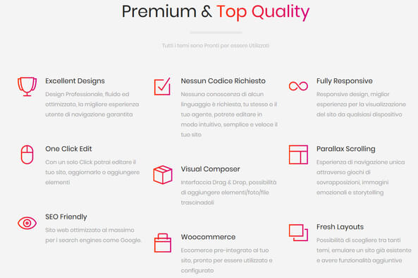 Sito Web Professionale + SEO