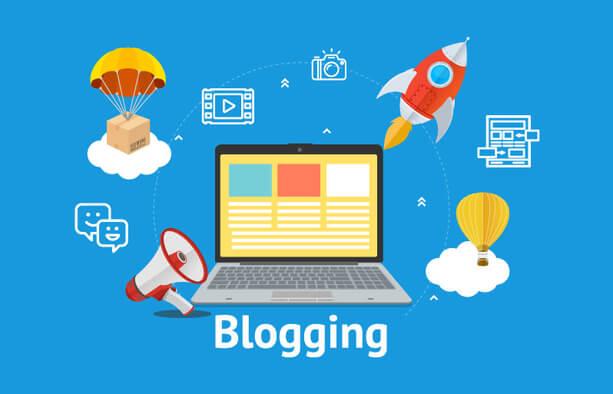 Creo contenuti per il tuo Blog