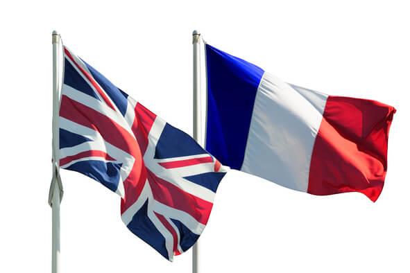 Traduttore francese in Puglia Inglese>Francese
