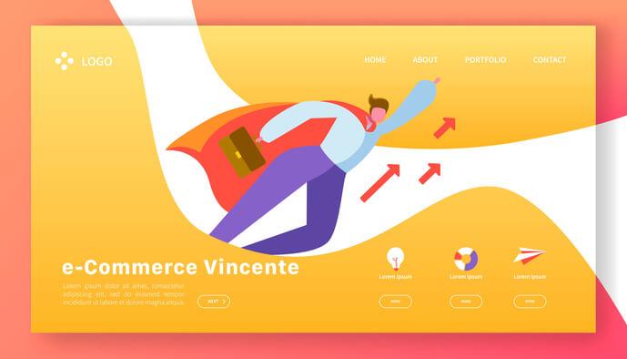 Sito web e-commerce completo