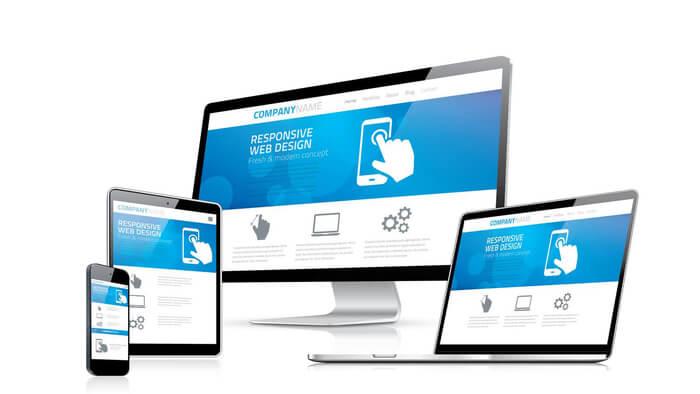 Sito web completo in Wordpress o Prestashop