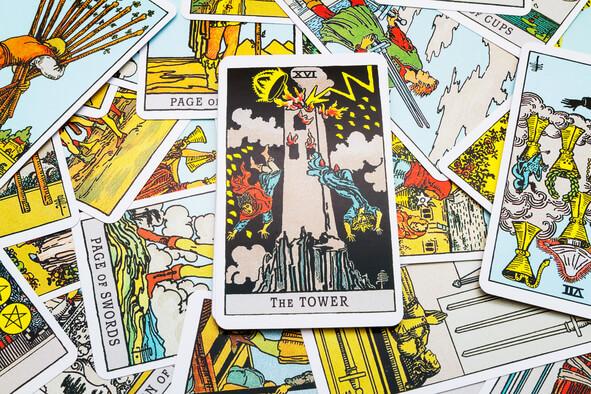 Arcani maggiori: La Torre e la Stella (4/8)